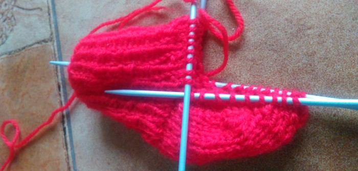 Babysocken stricken: Schritt für Schritt leicht erklärt