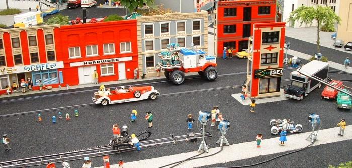 LEGO: Ninjago, technic, Duplo, City, Mindstorms und Minecraft für ein kreatives Spiel