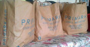 Primark Store im LOOP5 in Weiterstadt: shopping mit drei Mädels...