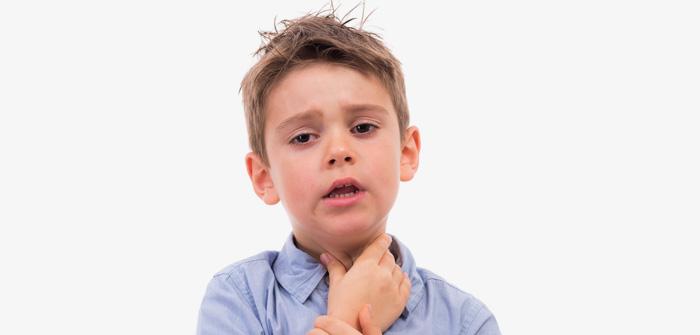 """""""Haltsschmerzen! Mami, ich habe Haltsschmerzen"""" – Kinder und ihre Krankheiten"""
