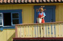 Pippi-Langstrumpf-Kostüm selber nähen