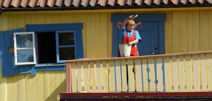 Pippi Langstrumpf Kostüm Selber Nähen