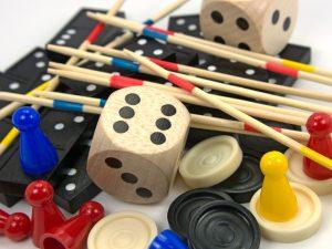 Haben Gesellschaftsspiele und Bücher ausgedient? (#1)