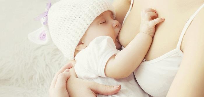 Stillen: Ihr Baby weiß, wie es geht.