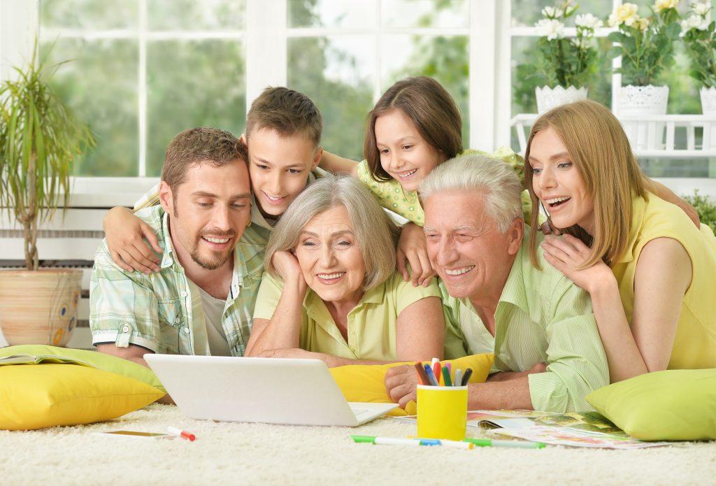 Vom Wert des Alters: Es gibt nichts wertvolleres, für kInder mit Oma und Oma aufzuwachsen