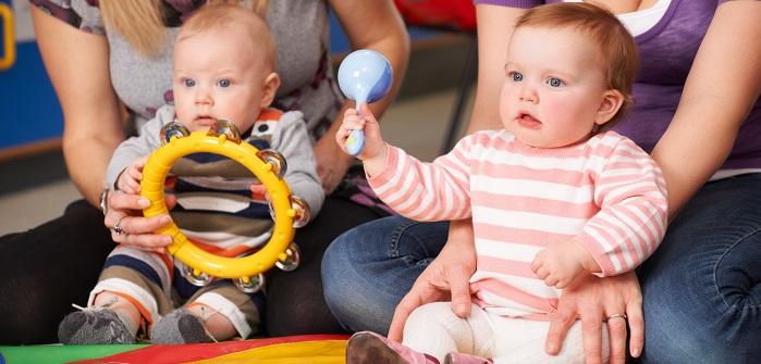 Ab wann dürfen Babys sitzen?