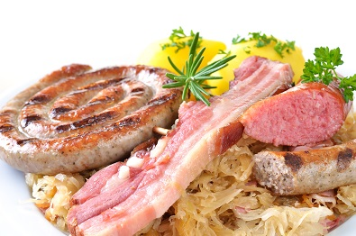 Leckeres Gericht, nur bei Gastirits und noch schwanger, sicher nicht die richtige Ernährung.