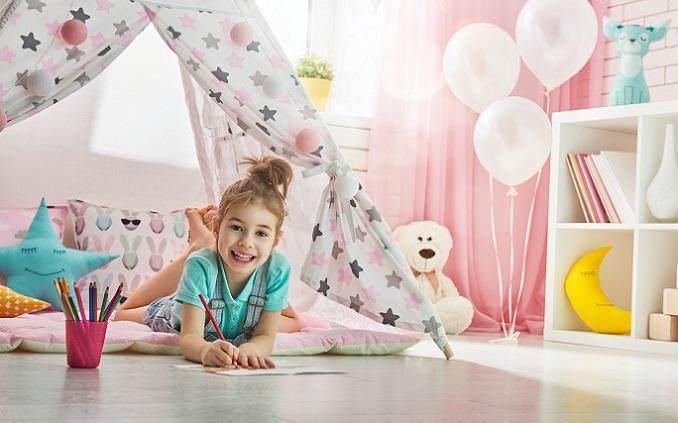 Das kleine Indoorzelt bietet eine schöne Rückzugsmöglichkeit und ist gleichzeitig die perfekte Spielgelegenheit für Ausflüge ins Kinderleben.(#13)