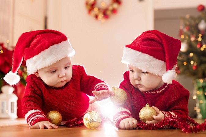 Nehmen Sie sich unbedingt Zeit, das erste Weihnachten mit Baby zu genießen. (#06)