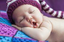Babys Gesicht richtig pflegen!