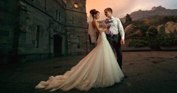 Luxus Brautkleider: Hochzeitskleider wie die einer Prinzessin!