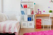 Gesünder leben mit einem gesunden Kinderzimmer