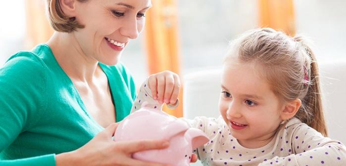 Wie Sie am besten Geld für ihr Kind anlegen