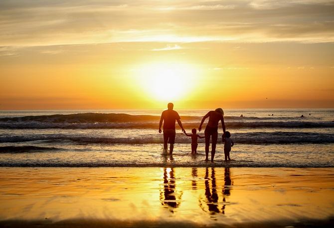 Camping in Lacanau bedeutet, sich ganz und gar auf die Familie und den Partner zu konzentrieren – haben Sie noch keinen kindlichen Anhang und sind erst schwanger, ist der Urlaub hier natürlich ebenfalls unbedingt empfehlenswert. (#01)