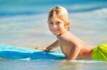 Surf in Biscarosse: Surf-Urlaub mit Kindern in Frankreich
