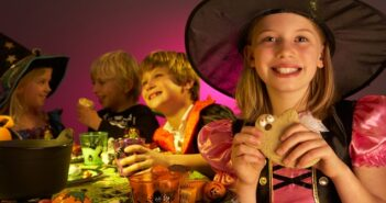Halloween fuer Kinder Top Ideen fuer Party und Kostueme