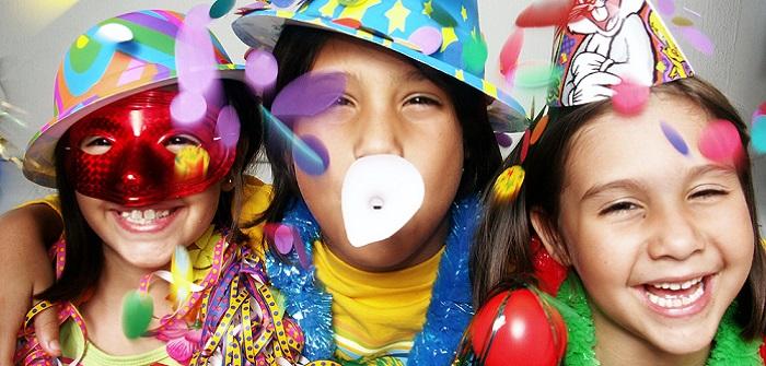 Kinderfasching: So gelingt jede Kostümparty