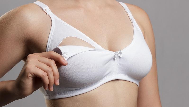 Ab der 28. Schwangerschaftswoche kann ein Still-BH bereits eine sich lohnende Investition sein. (#03)