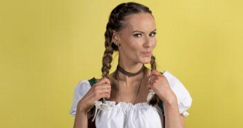 Dirndl Frisuren: Anleitung zum perfekten Oktoberfest Look