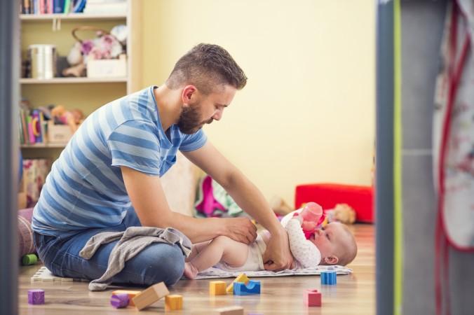 Elternzeit & Elterngeld gibt es seit einigen Jahren auch für Väter. (#1)