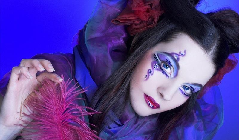 Karneval schminken: Schritt für Schritt ist kinderleicht! (#01)