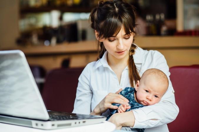 Keinen Mutterschutz bekommen: Selbstständige oder Geschäftsführerinnen von Gesellschaften und juristischen Personen. (#2)