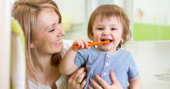 Zähneputzen Kinder: Das Zahnpflege ABC für gesunde Milchzähne