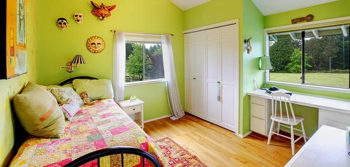 Das Kinderzimmer farbenfroh gestalten: Tipps zur Deko