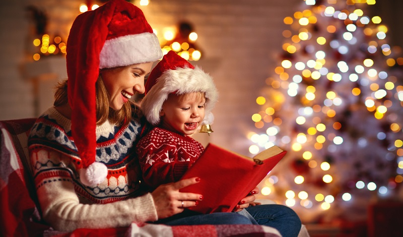 Mit einem Buch als Geschenk zu Nikolaus kann man eigentlich nichts falsch machen. (#2)