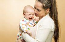 Baby schläft nicht: Tipps für frischgebackene Eltern