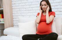 Kopfschmerzen in der Schwangerschaft: Einfache Mittel sorgen für schnelle Hilfe