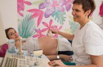 Schwangerschaftsvorsorge: Baby und Mama unter sorgfältiger Kontrolle (Foto: Shutterstock-Daniel Besic)